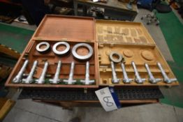 Bore Gauge Equipment, in two boxes