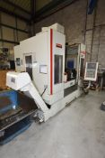 Quaser MV204 IIU/15 FIVE AXIS CNC VERTICAL MACHINI