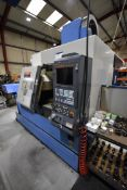 Mazak FJV-20 THREE AXIS CNC VERTICAL MACHINING CEN