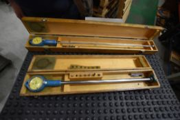 John Bull Bore Gauges