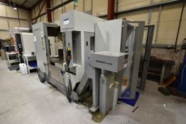 Dugard 1000Y PLUS FOUR AXIS CNC VERTICAL MACHINING