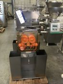 Zoom Model WDF-OJ150 Juicer, approx. 700mm x 500mm x 1500mm, £30 lift out charge (ref no. 14141)