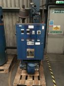 Wanson Gas-Fired Thermo Fluid Heater, approx. 1100mm long x 800mm wide x 1900mm high, £50 lift out