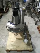 Powder Mixer/Blender (incomplete), approx. 1000mm x 600mm x 1060mm high, lift out charge £30 (ref