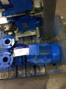 Speck Centrifugal Pump, with three phase motor, approx. 700mm long x 400mm wide x 400mm high, £30