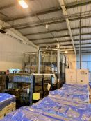 Kosme PALPACK PALLETISING LINE, £500 lift out charge
