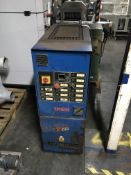 Tricool Sheik Oil Heater, approx. 1200mm x 400mm x 1200mm high, £50 lift out charge