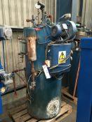 Fulton B5346 Gas -Fired Steam Boiler, approx. 1300mm long x 1000mm wide x 2200mm high, £50 lift