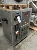 Ziegra UBE 1500FE Ice Flaking Machine, serial no. 916931, approx. 800mm x 1000mm x 1420mm high, £