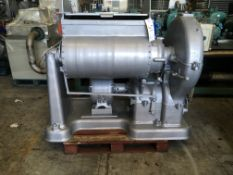 Morton Gridlap GL70 Mixer, approx. 1200mm x 1800mm x 1600mm high,£100 lift out charge