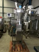 Applied Weighing Ltd POWDER FILLER, serial no. 141004, year of manufacture 2014, approx. 2300mm high