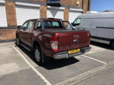 Ford Ranger Limited Double Cab 2.2TDc 150(AUTO) PICKUP, Reg No: YC65 XBL, Date of Registration: 30/