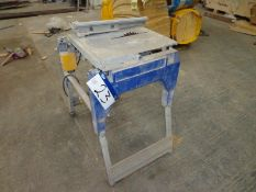 110v Stand Mounted Site Saw
