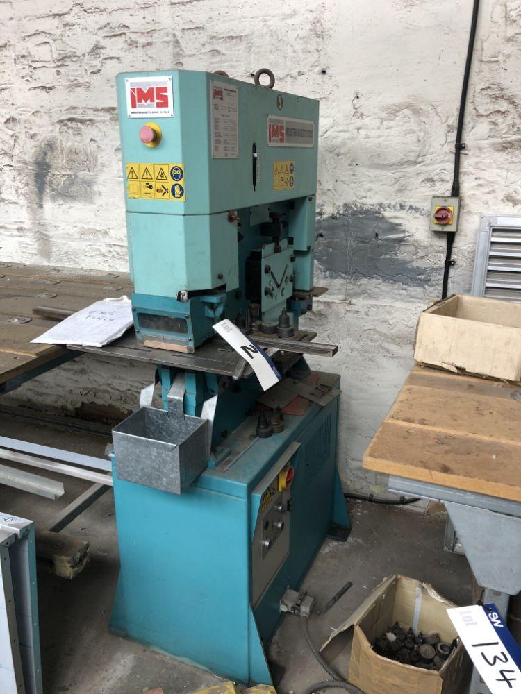 Fabrication Machinery, Welding Equipment, Power Tools, Residual Stocks of Sheet Steel