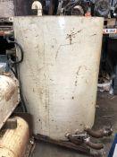 1700L Steel Liquid Tank , serial no. N/A, plant no