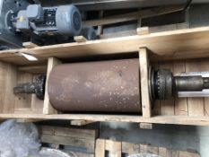 Turner 30in Groved Roll , serial no. N/A, plant no