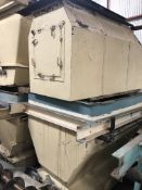 1t Bulk Weigher, with load cells, bomb doors and d