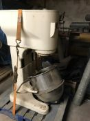 Planetary Mixer, loading free of charge - YES (lot