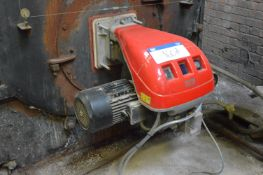 Riello RL 250 MZ Oil Fired Burner, serial no. 0239