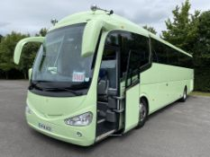 Irizar i6 59 SEAT 4x2 DIESEL EXECUTIVE COACH, registration no. YP14 HCD, date first registered 10/