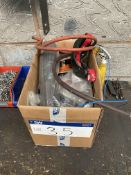 Assorted Welding Consumables, as set out in box