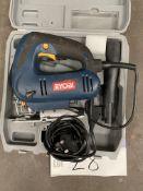 Ryobi EJS-500QEO Jigsaw, 240V, with carry case