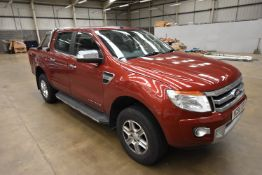 Ford RANGER 2.2 TDCi 6 SPEED LIMITED 150 4WD DOUBL