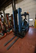 Boss PD5/14 DIESEL ENGINE FORK LIFT TRUCK, serial