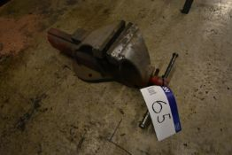 150mm Jaw Engineers Bench Vice (Please note - this