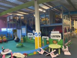 SALE AGREED Online Auction Cancelled - Children's Soft Play Centre, Catering Equipment and Dining Area Furniture