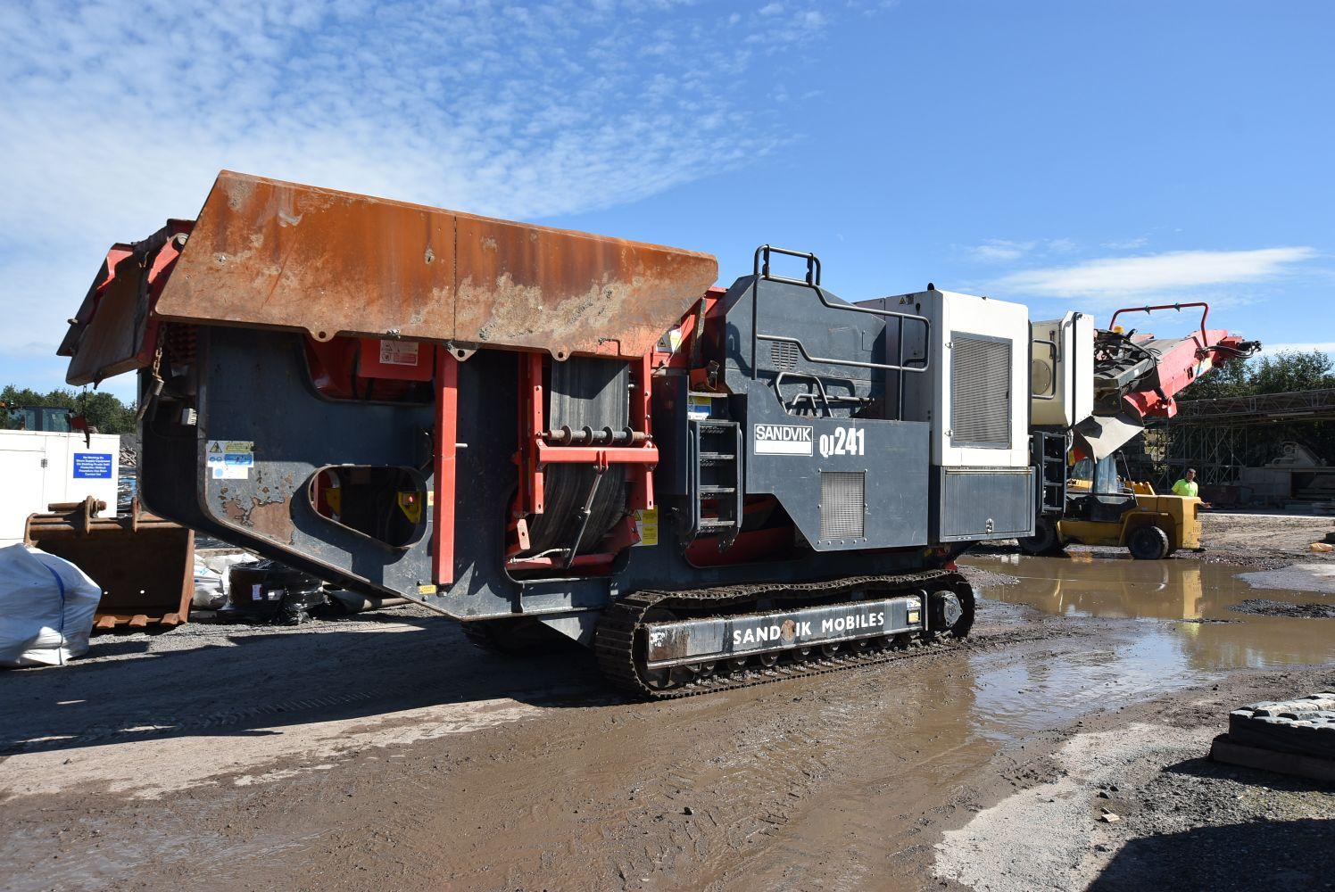 Major Online Auction - Demolition, Construction, Contractors Plant & Equipment, Commercial & Private Vehicles, Fork Lift Trucks
