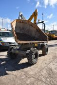 Terex TA3SH 3T ARTICULATED SWIVEL DUMPER, VIN SLBDRDK0EF3PD6833, year of manufacture 2015, hours