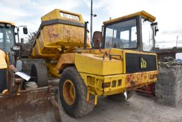 JCB 712 ARTICULATED DUMP TRUCK, serial no. 810293S, 01188 indicated hours (at time of listing) (