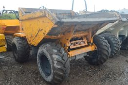 Thwaites MACH590 9T DUMPER, VIN SLCM590Z1106C0340, year of manufacture 2011, indicated hours 4081 (