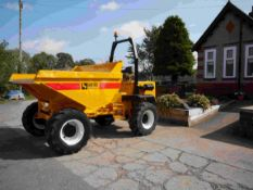 Barford SX7000 DUMPER, year of manufacture 2004, 3174 indicated hours (at time of listing),