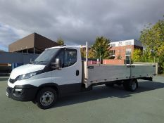 Iveco Model 35-150 Daily 35 C15 3.5T 2998cc Diesel XLWB Dropside Pickup, XL wheelbase 6m bed, 3