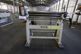 Sahinler R 1050/75mm Pyramid rolls , serial no. 221435, year of manufacture 2006, free loading