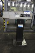 Almi Belt Linisher, free loading onto purchasers transport - yes, item located in Unicorn Road Site,