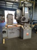 Henri Hauser Jig Boring Machine, table size c/w Mitutoyo DRO, serial no. 77, year of manufacture