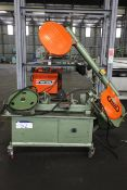 Forte S & R Horizontal Band Saw - Spares or repairs, free loading onto purchasers transport - yes,