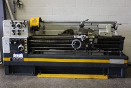Quantum D460 x 1500 Parallel Lathe, with a distance between tips 2000mm, serial no. 410075,