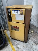 HPC PlusAir VAR Package Screw Compressor, serial no. 126378, indicated hours 1157 (at time of