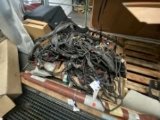 Assorted Wiring Looms, as set out on pallet (lot located at Briscoe Lane, Newton Heath,