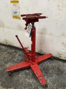 455kg Transmission Jack (lot located at Briscoe Lane, Newton Heath, Manchester, M40 2NL)