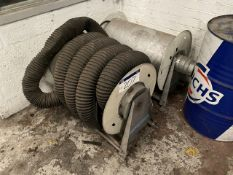 Two Nederman Fume Extraction Hose Reels (lot located at Briscoe Lane, Newton Heath, Manchester,
