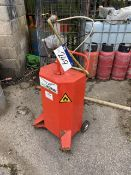 Rozone Fuel Extractor (lot located at Briscoe Lane, Newton Heath, Manchester, M40 2NL)