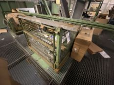 Wire Mesh Steel Cage Stillage (contents excluded) (lot located at Briscoe Lane, Newton Heath,
