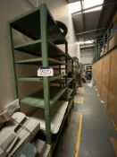 Ten Bay Multi-Tier Steel Stock Rack (contents excluded) (lot located at Briscoe Lane, Newton