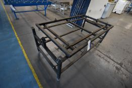 Rotating Panel Bench, for panel up to approx. 1.7m x 1m