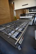 NPC LM-SA 220x400S PHOTOVOLTAIC MODULE LAMINATOR, serial no. 15002573-01, year of manufacture